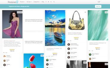 Pinclone Frontend Screenshot